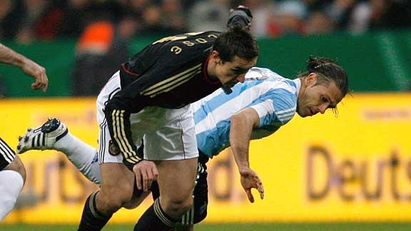 Alemania-Argentina