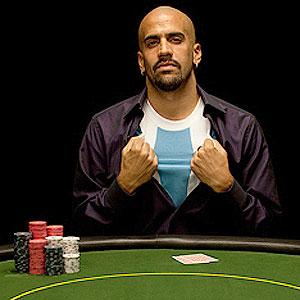 PokerStars.net - Juan Sebastián Verón