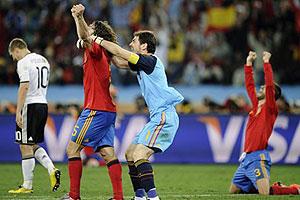España-Alemania