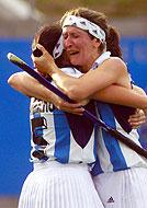 Argentina, en Sydney 2000