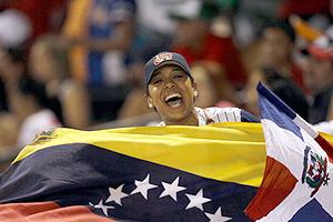 Fan Venezuela Serie del Caribe