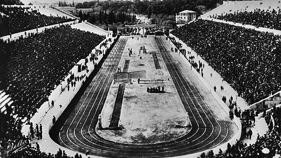 Historia De Los Juegos Atenas 1896 El Inicio De La Era Moderna