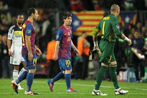 Mascherano - Messi - Valdez