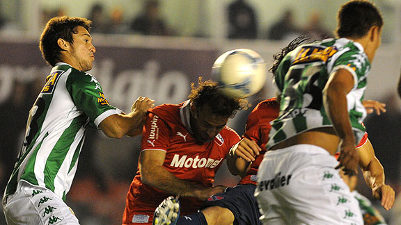 Independiente v Banfield