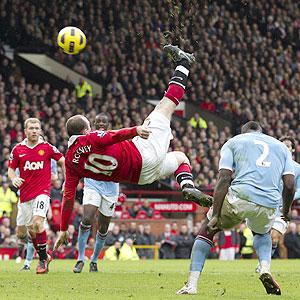 Gol de Rooney