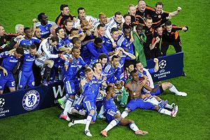 Bayern Munich v Chelsea