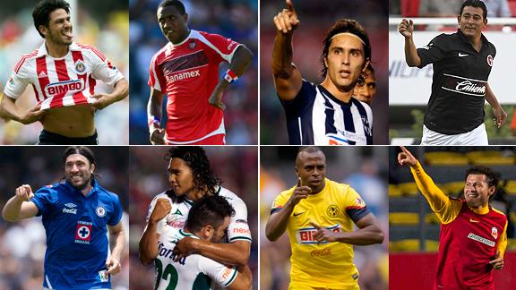 Liguilla Apertura 2012