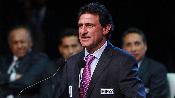 EFE El campeón mundial de 1978 aseguró que si los futbolistas de Argentina  fueron como el tenista db0ecd8579ade