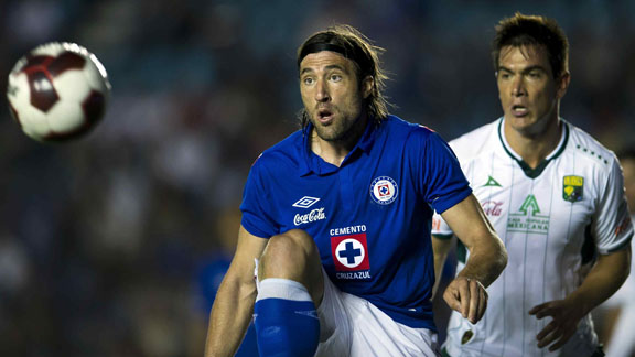 Cruz Azul vs. Le�n