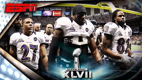 Ray Rice, Ray Lewis, Torrey Smith
