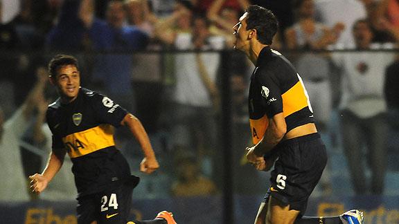 Boca vs. Quilmes