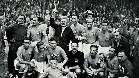 Italia campeón 38