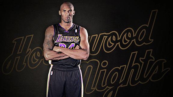 Uniforme Lakers