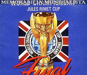 Programa oficial Mundial 66