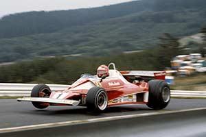 Ferrari 312 T de Niki Lauda