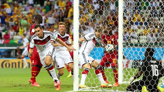 Alemania, Ghana
