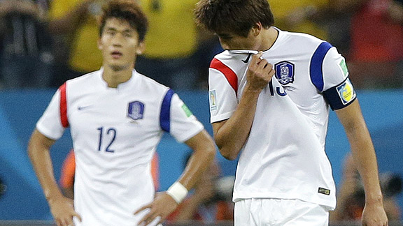 Corea-Bélgica