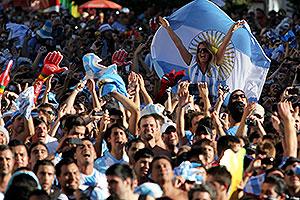 Argentinos, R�o de Janeiro