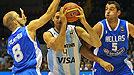 Argentina v Grecia