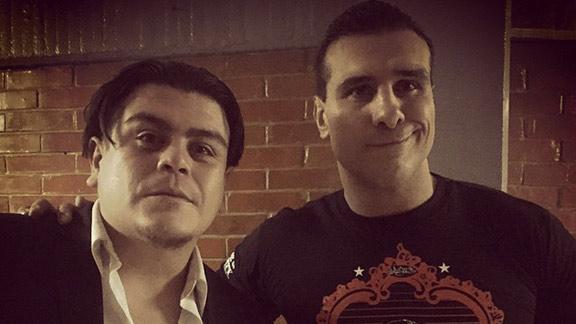 Ricardo Rodríguez y El Patrón Alberto