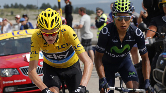 Froome/Quintana