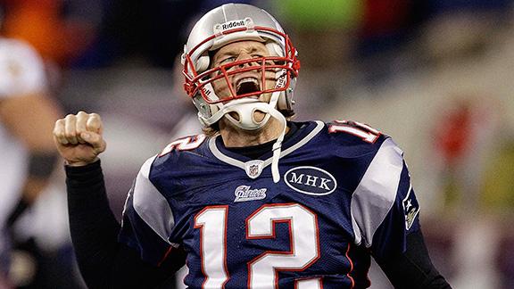 AP Photo Tom Brady y los New England Patriots tienen las mayores  probabilidades de ganar el Super Bowl. 8de31daf9f0