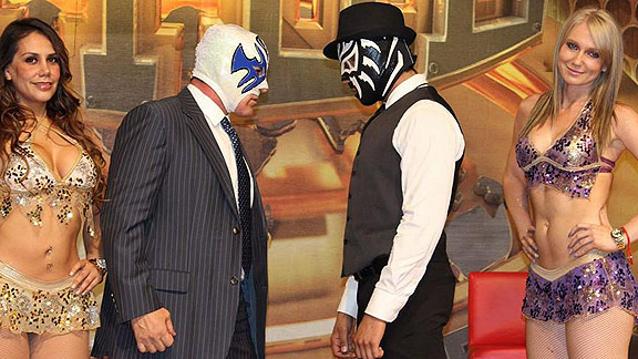 Atlantis vs La Sombra