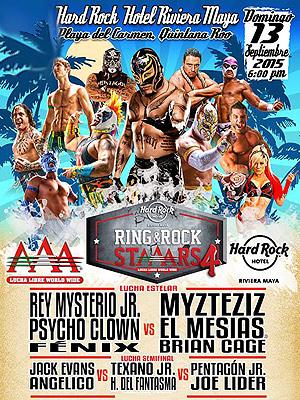 Lucha Libre Triple AAA