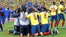 Ecuador v Uruguay