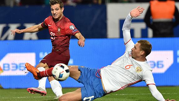 Rusia vs Portugal