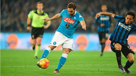Napoli v Inter