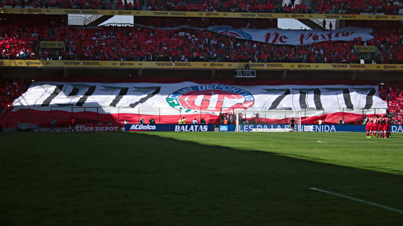Toluca vs Veracruz