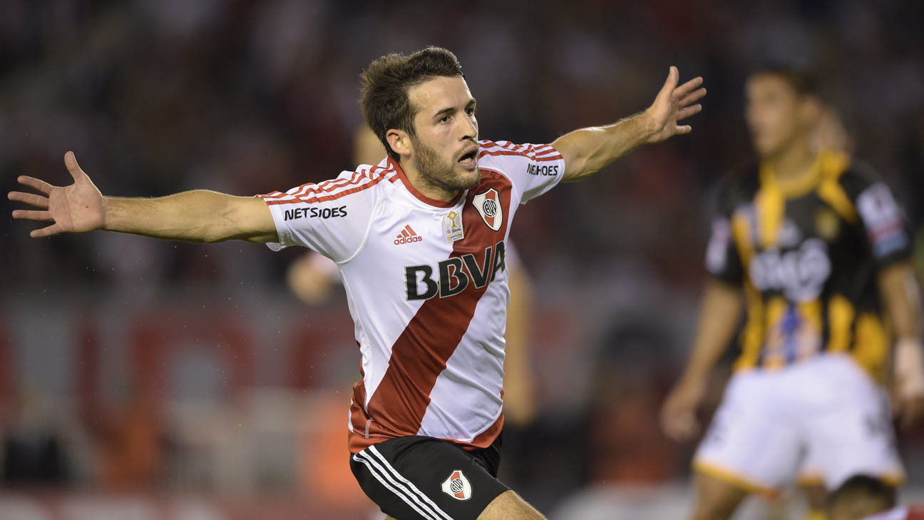 River Plate v The Strongest