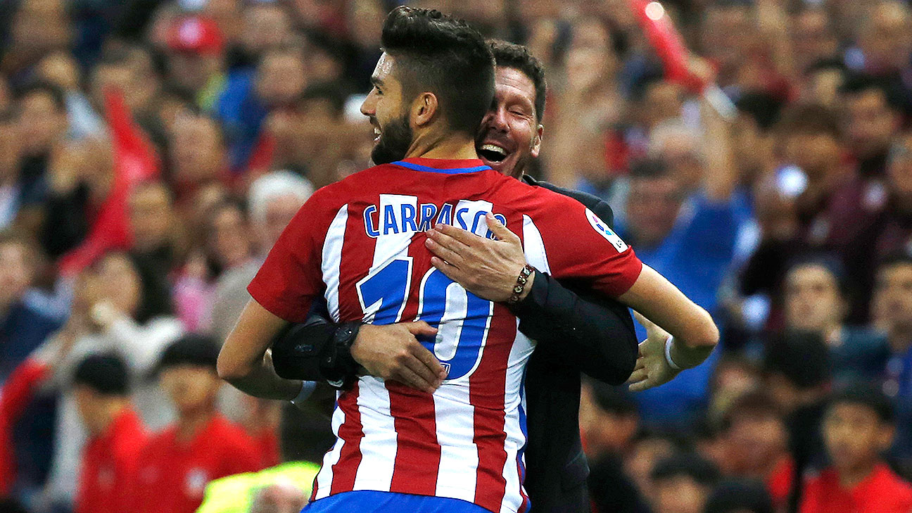Simeone y Carrasco