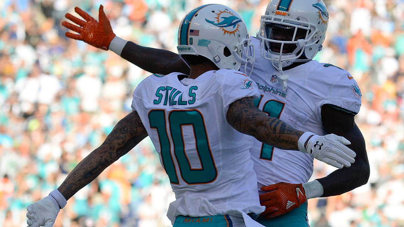 Kenny Stills, DeVante Parker