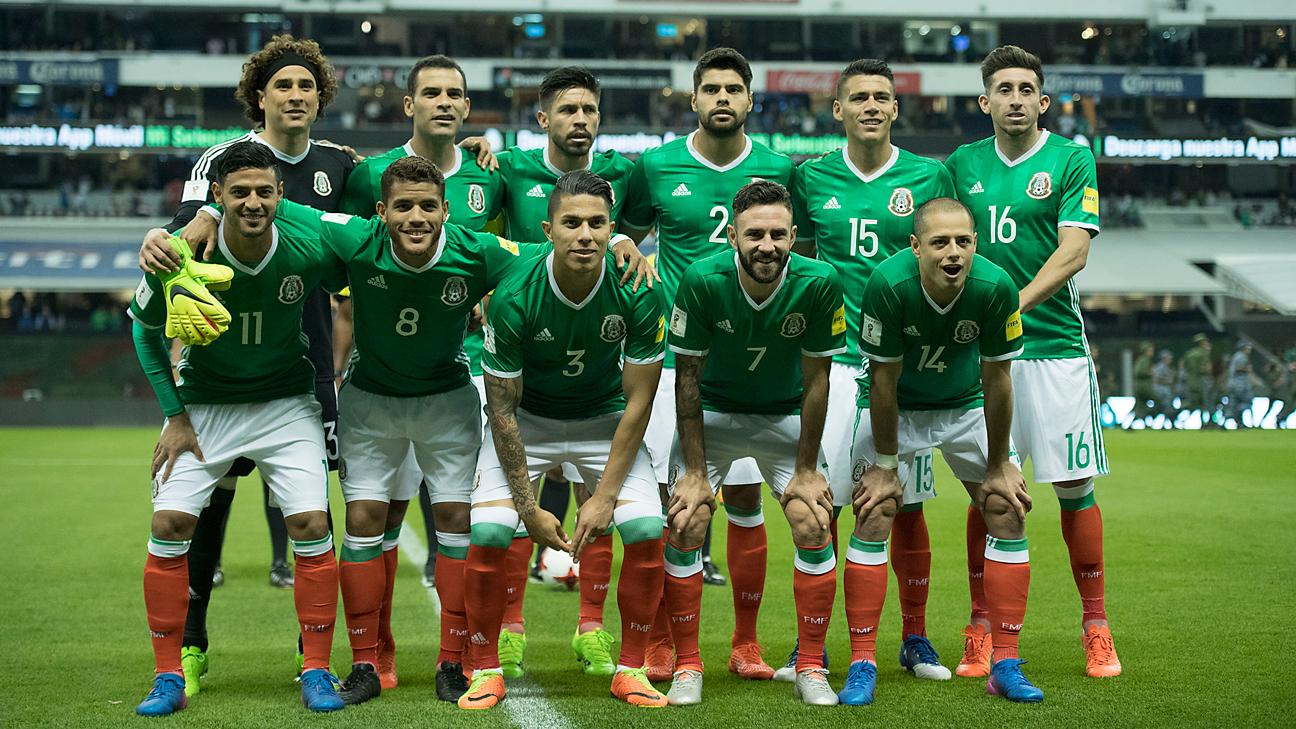 Once Selección Mexicana