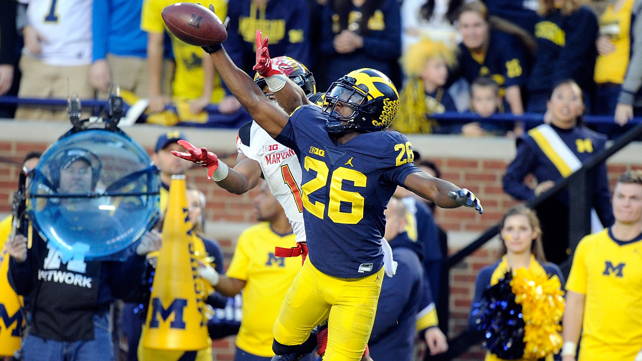 Jourdan Lewis, Michigan