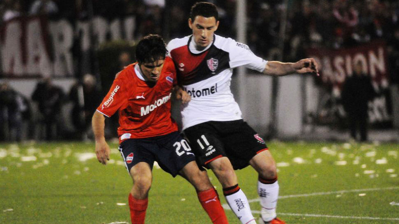 Newells vs Independiente