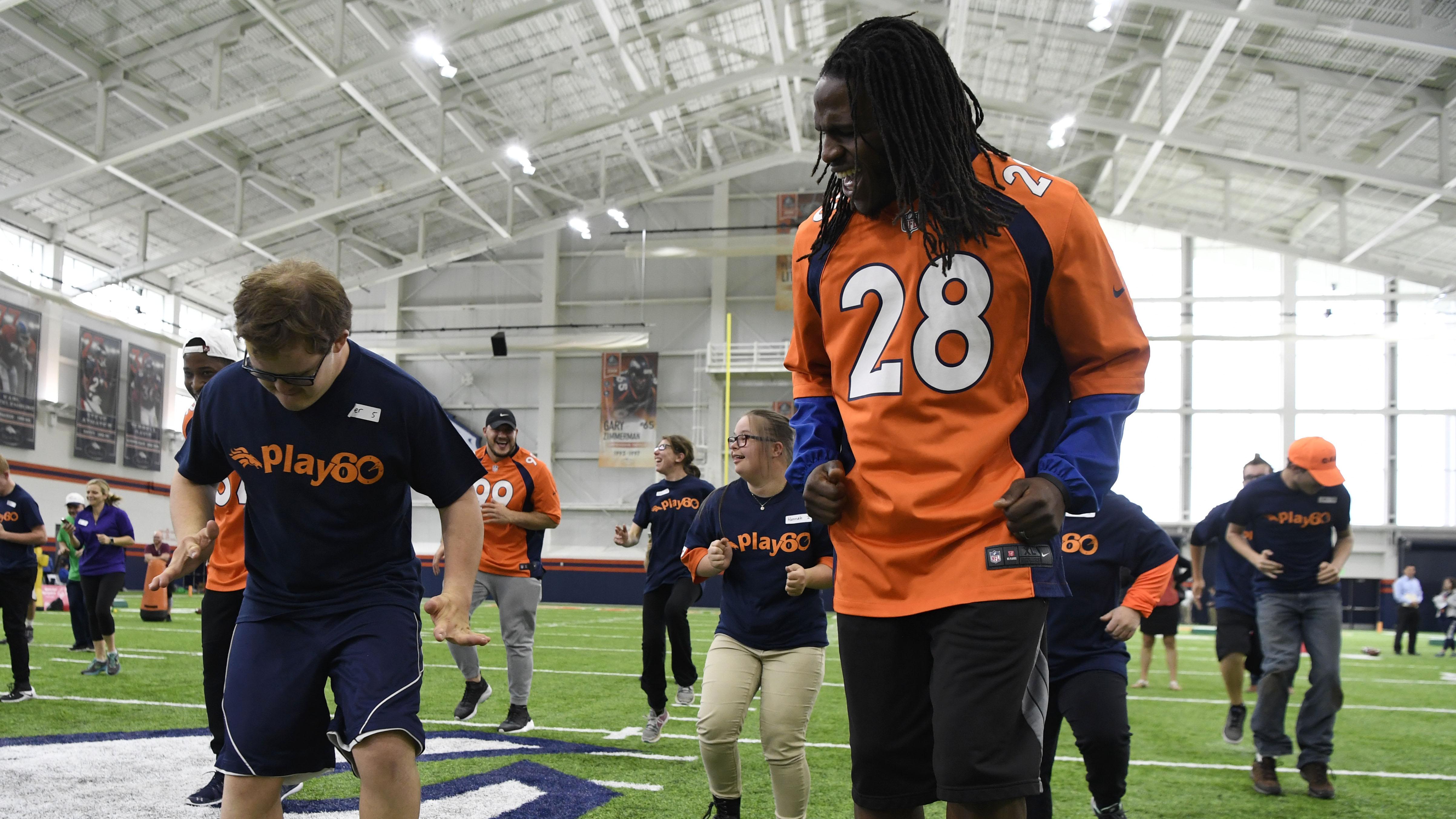 Jamaal Charles, Broncos