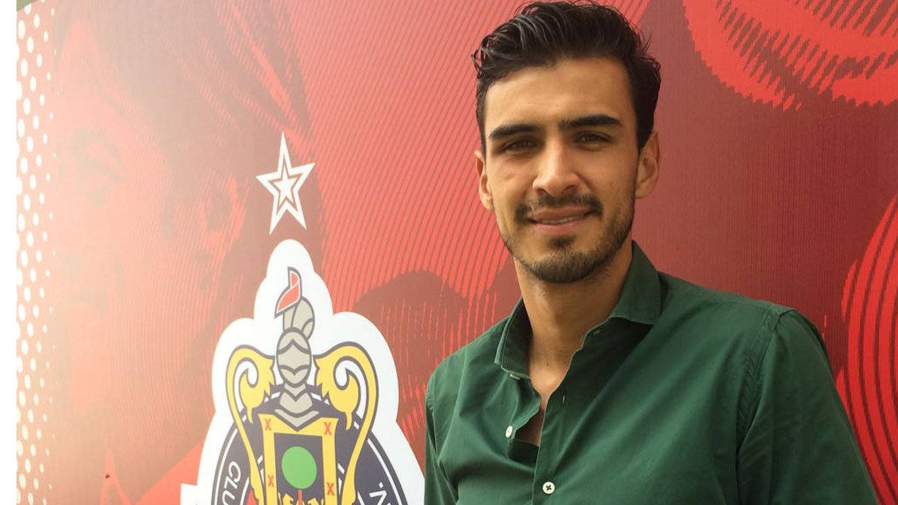Oswaldo Alanís Chivas