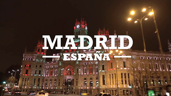 Capitales del Fútbol: Madrid