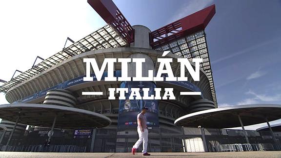 Capitales del Fútbol: Milán